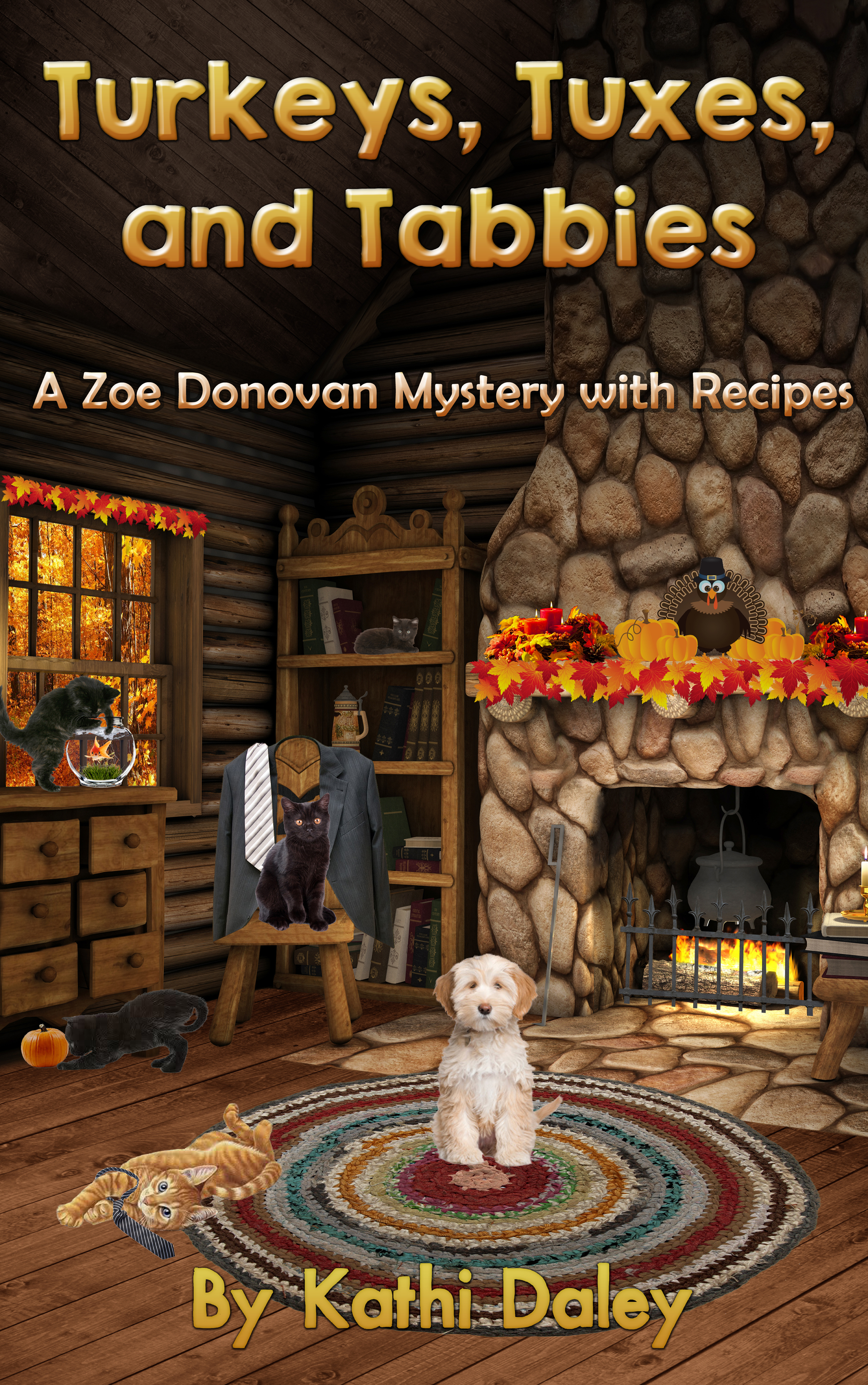 formula for writing a cozy mystery blog