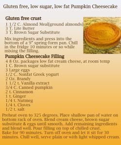 Pumpkin Cheesecake! - Copy