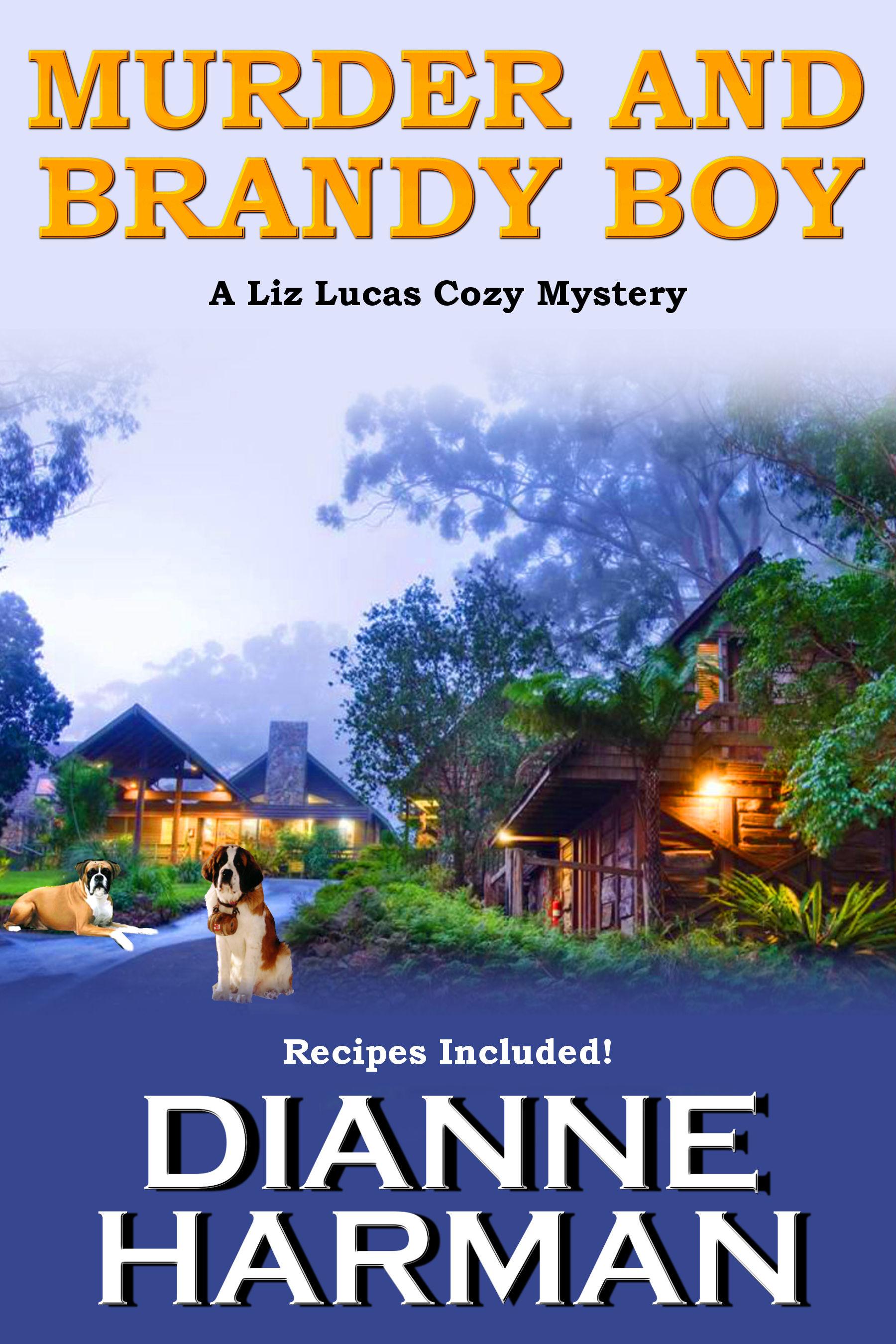 Murder Goes to Church (A Little Lukas Cozy Murder Mystery)