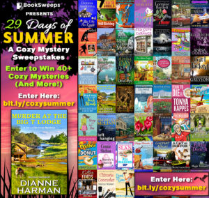 Cozy Mystery - July 2016 - Harman-Dianne